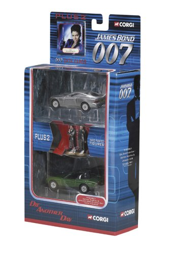 James Bond 2 Piece Set - AM Vanquish & Jaguar XKR