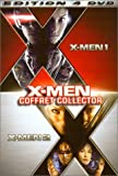 X- Men 1.5 (Édition Collector 2 DVD) / X-Men 2 (Édition Collector 2 DVD) - Coffret Collector 4 DVD