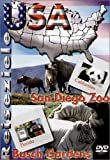 Zoos: USA - San Diego Zoo/Busch Gardens (DVD)