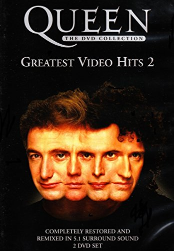 Queen - Greatest Video Hits 2 DVD