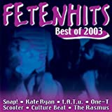 Album cover for Fetenhits: Best of 2003 (disc 1)