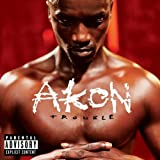 CD-Cover: Akon - Trouble