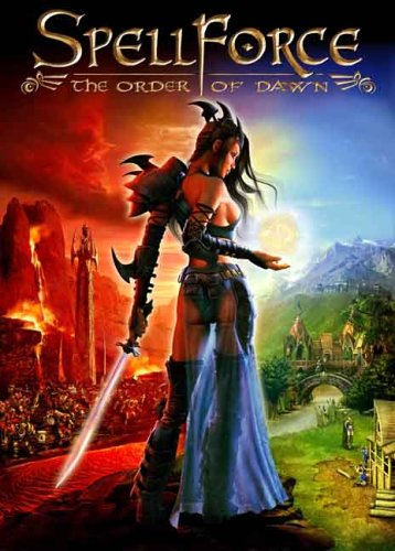 Скачать игру SpellForce: The Order of Dawn //