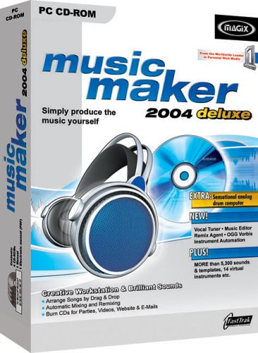 Magix Music Maker 2004 Deluxe