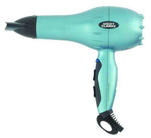 Nicky Clarke NCD18 Supermodels AC Sensor Hair Dryer