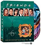 Friends: Complete Sixth Season [DVD] [1995] [Region 1] [US Import] [NTSC]