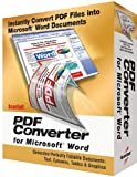 Scansoft PDF Converter