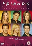 Friends - Series 10 - Vol. 1 - Episodes 1-4 [DVD] [1995]