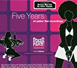 Skivomslag för Poker Flat, Volume 3: 5 Years of Poker Flat Recordings (disc 2: Mixed by John Tejada)