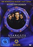 Kommando SG 1 - Season 1 Box (5 DVDs)