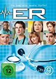 E.R. - Emergency Room Staffel  1 (4 DVDs)