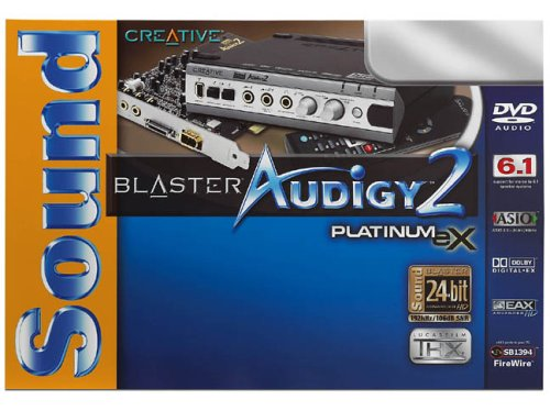 Creative SoundBlaster Audigy 2