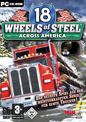 18 Wheels Of Steel Across America + Crack