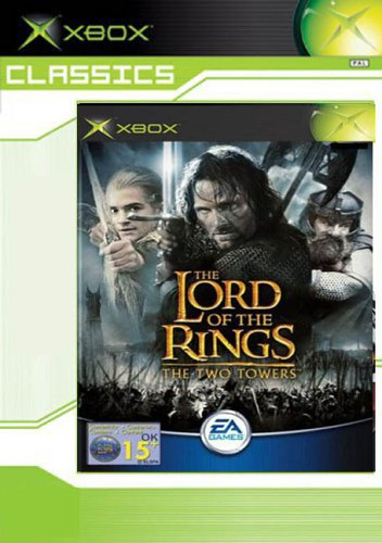 Lord of the Rings: The Two Towers (XBox)