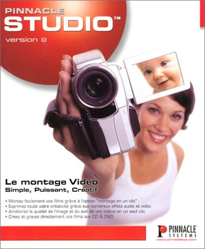 T�l�charger Pinnacle Studio v9.4.3 avec Serial