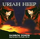 album art to Rainbow Demon: Heep Live and in the Studio 1994-98 (disc 1)