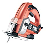 Black and Decker KS999EK Sightline Turbo Jigsaw 600w