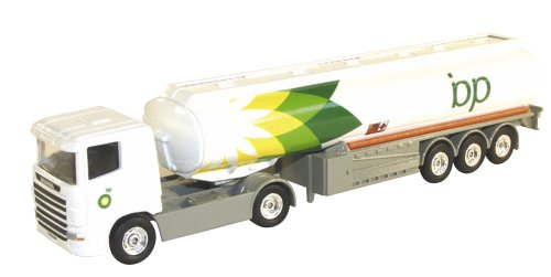 Scania Cab & Fuel Tanker -- BP (Livery Update)