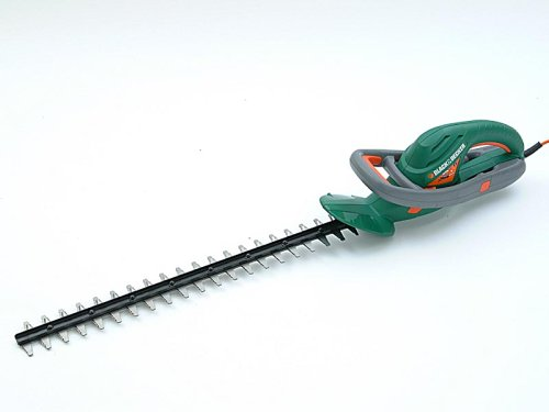 black decker gt535 dual action hedge trimmer 53cm hedge. Black Bedroom Furniture Sets. Home Design Ideas