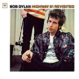 CD-Cover: Bob Dylan - Highway 61 Revisited