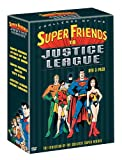 to Justice League (3 DVDs)