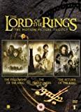 The Lord of the Rings Trilogy (Box Set - Theatrical Versions) [2001]
