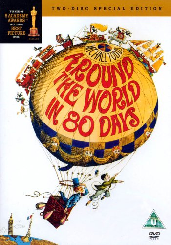 Around The World In Eighty Days / Вокруг света за 80 дней (1956)