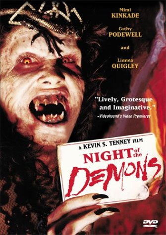 Night of the Demons / Ночь демонов (1988)