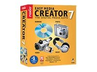Télécharger Easy Media Creator 7.1