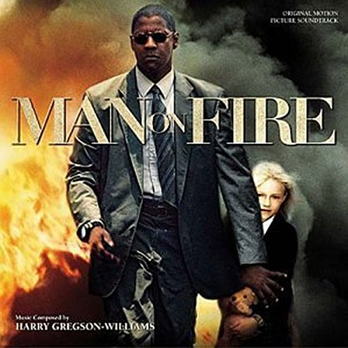 Man On Fire Cover