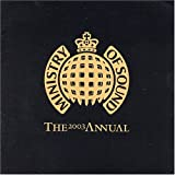 Album cover for Ministry of Sound: The 2003 Annual (disc 2)