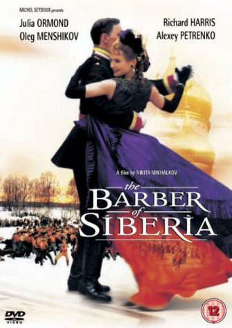 Barber of Siberia, The / Сибирский цирюльник (1998)