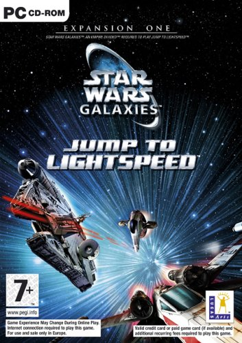 Star Wars Galaxies: Jump to Lightspeed