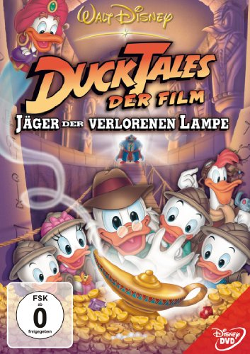 DuckTales: The Movie - Treasure of the Lost Lamp / Утиные истории: Сокровища потерянной лампы (1990)