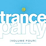 Copertina di album per Trance Party, Volume 4: Mixed by The Happy Boys