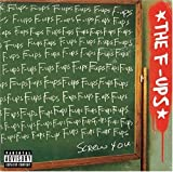 CD-Cover: The F-Ups - The F-Ups