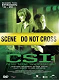 CSI: Crime Scene Investigation - Season 2 / Box-Set 2 (3 DVDs)
