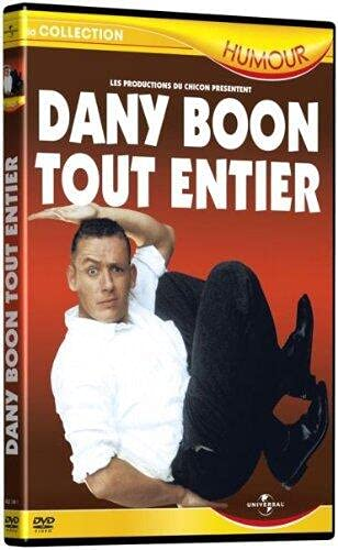 Streaming  Dany Boon : Tout entier