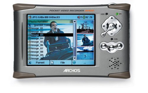 archos jukebox