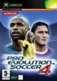 Pro Evolution Soccer 4 (XBox)