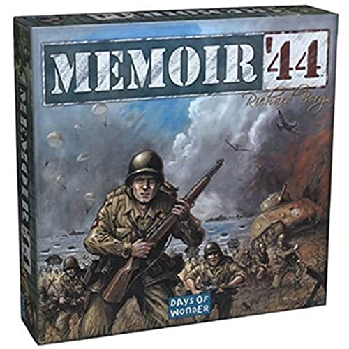 Richard Borg - Memoir '44