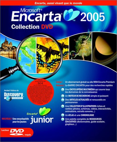 T�l�charger sur eMule Encarta Collection 2005