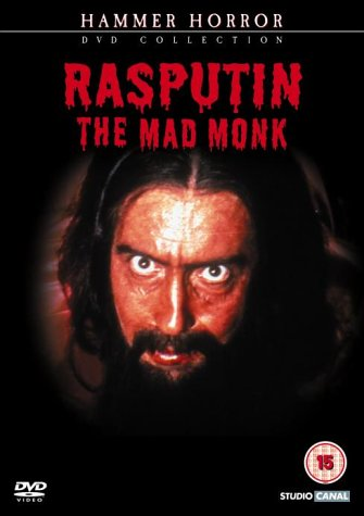 Rasputin: The Mad Monk / Распутин: Сумасшедший монах (1966)