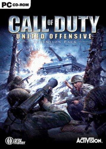 Call Of Duty United Offensive ISO B0002VFWIW.03.LZZZZZZZ