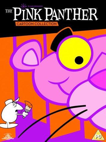 pink panther cartoon pics. The Pink Panther Cartoon