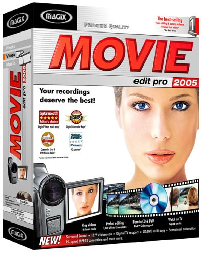 Magix movie edit pro 2016 psp game for Magix movie edit pro templates