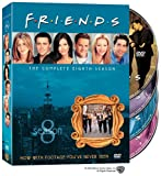 Friends: Complete Eighth Season [DVD] [1995] [Region 1] [US Import] [NTSC]