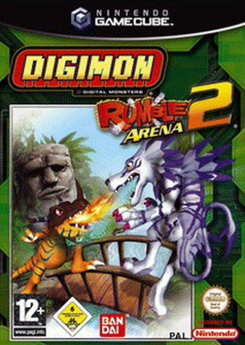 digimon rumble arena 2 B0002X7IGY.03.LZZZZZZZ