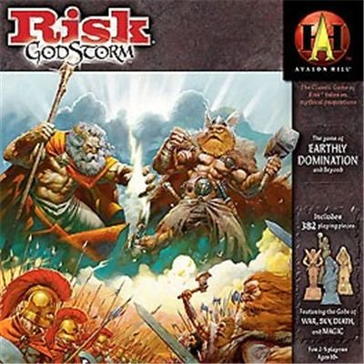 Mike Selinker - Risk Godstorm