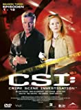 CSI - Season  3 / Box-Set 1 (3 DVDs)